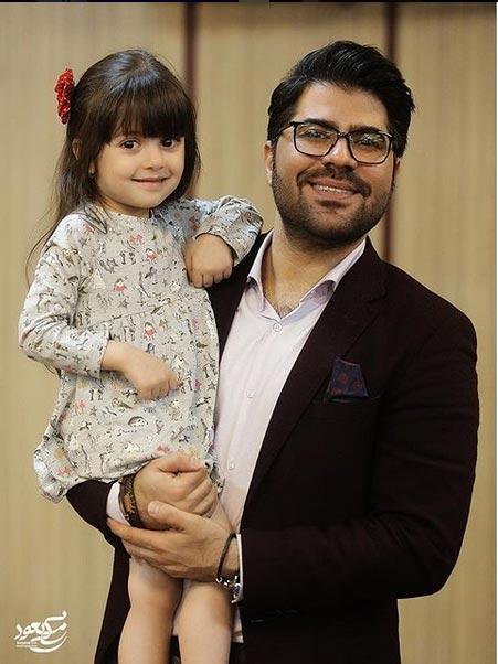 عکس جدید حامد همایون