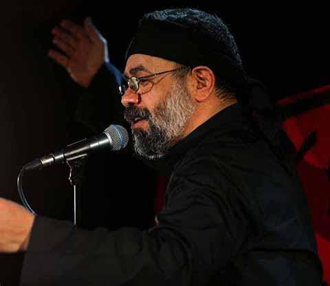 دانلود مداحی محمود کریمی به نام کشتی شکست خورده