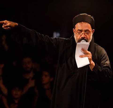 دانلود مداحی محمود کریمی به نام شوریده و شیدای توام