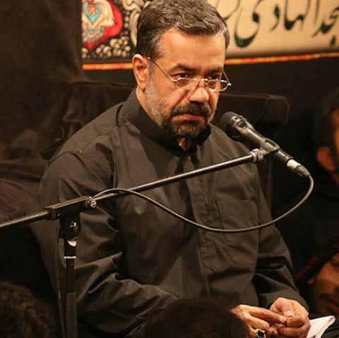 دانلود مداحی محمود کریمی به نام واویلا حرم آواره شده
