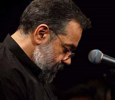 دانلود مداحی جدید محمود کریمی به نام یه قلب مبتلا