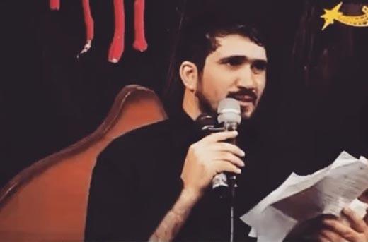 دانلود نوحه محمد باقر منصوری به نام قونوب توز سر زلف پریشانه