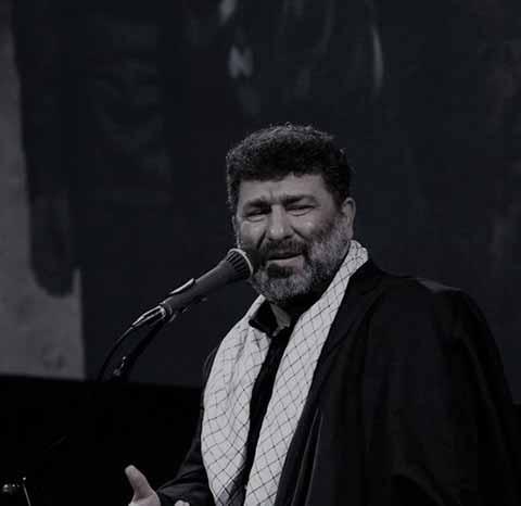 دانلود نوحه سعید حدادیان به نام سرمم بره به والله با تو می مونم
