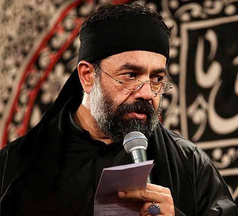 دانلود مداحی محمود کریمی به نام از خیمه برون چو رسول الله