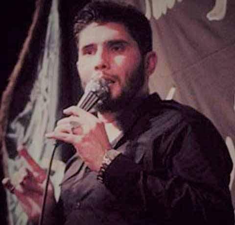 دانلود نوحه حسین شریفی به نام سن سیز دنیا یالان یالان