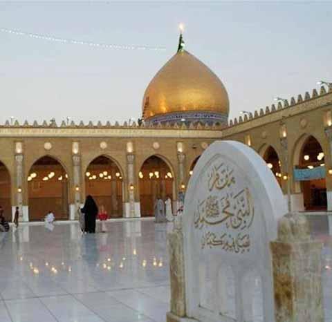دانلود مداحی حسین سیب سرخی مسجد کوفه در خون نشسته
