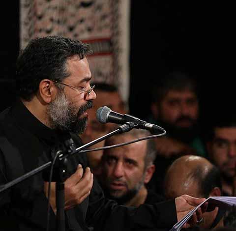 دانلود نوحه محمود کریمی لالایی گلم لالا مهتاب اومده بالا